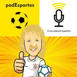 TBT podEsportes com Biro Biro, craque e ídolo do Corinthians