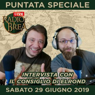 PUNTATA SPECIALE: Intervista con Il Consiglio di Elrond