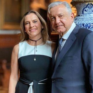 Beatriz Gutiérrez Müller celebra despliegue de la GN