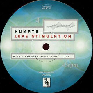 Humate - Love Stimulation (Paul van Dyk Love-Club-Mix)