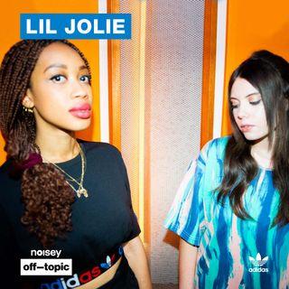 Ep. 3: Salute mentale con Lil Jolie