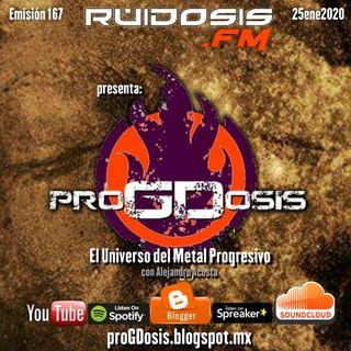 proGDosis 167 - 25ene2020 - Primavera Negra