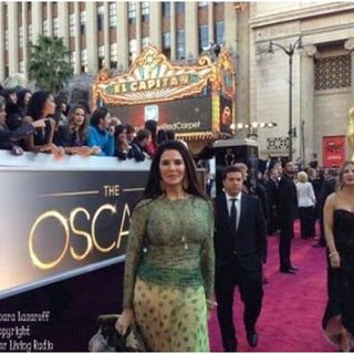 Oscars 2016:Barbara Lazaroff Co-Founder Wolfgang Puck Brand