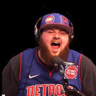 Drew 3_13 Podcast EP 3 Nomis J Detroit Pistons,Lions,WWE VS AEW