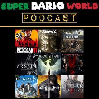 SDW - Ep. 19: Open World Poll Results