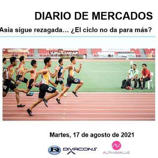 DIARIO DE MERCADOS Martes 17 Agosto