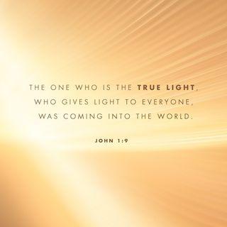 Episode 71: John 1:9 (March 13, 2018)