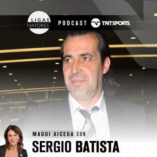 Ligas Mayores - El Checho Batista, mano a mano con Magui Aicega