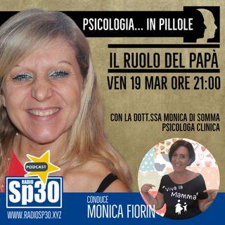 #vivalamamma - Psicologia... in pillole - Il ruolo del papà.
