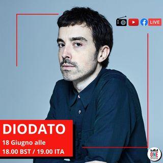 """Diodato torna in Tour in Italia con """"Concerti di un'altra estate"""""""