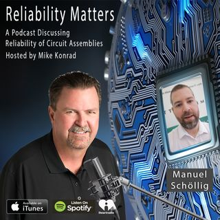 Episode 21- A Conversation with Manuel Schöllig - There's More to Clean than just Assemblies