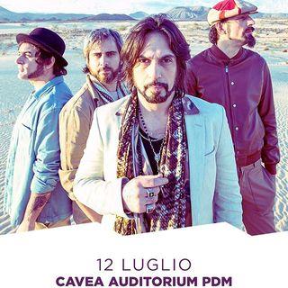 LE VIBRAZIONI tornano con un nuovo singolo realizzato durante il lockdown, come raccontato da Francesco Sarcina. Andiamo poi al 2005.....