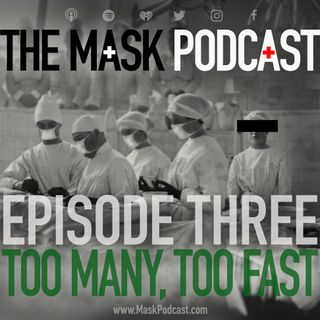 "Ep 3: ""TOO MANY, TOO FAST"" Michelle, ICU Nurse - Southern City, U.S."