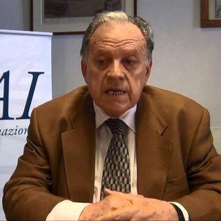 Natalino Ronzitti – La storia dei pescatori sequestrati in Libia