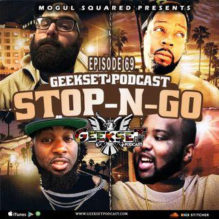 Geekset Episode 69: Stop-n-Go