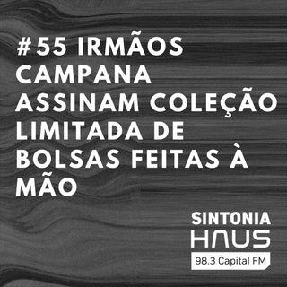 Irmãos Campana assinam coleção limitada de bolsas feitas à mão | SINTONIA #55