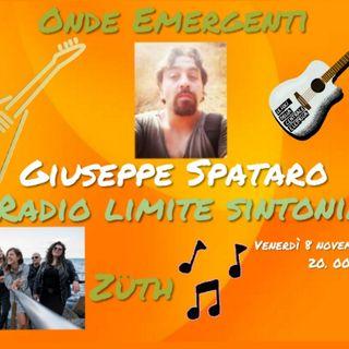 ONDE EMERGENTI con Giuseppe Spataro  ospiti  *ZUTH  ON AIR