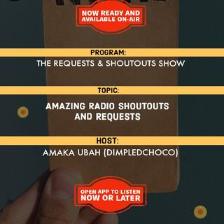 The Requests & Shoutouts Show   Episode 1