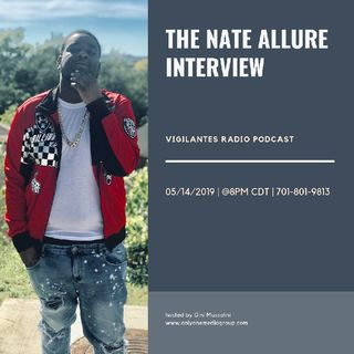 The Nate Allure Interview.