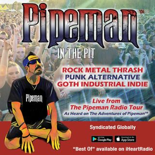Pipeman Interviews Jose Mangin from SIRIUSXM at Aftershock 2018