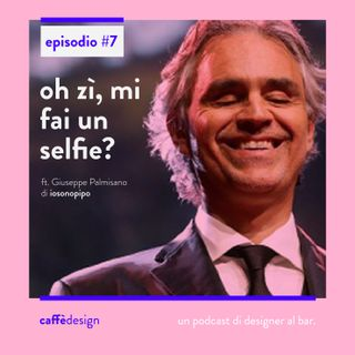 07 // Oh zì, mi fai un selfie? ft. Giuseppe Palmisano