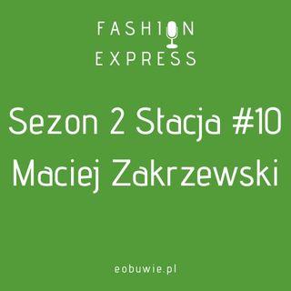 Sezon 02, Stacja 10: Tyle butów piłkarskich co Maciej Zakrzewski nie ma nawet Robert Lewandowski