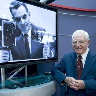 The Man Who Brought the First Moon Mission to TV