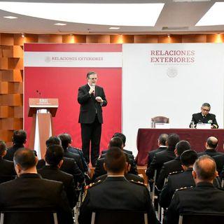 A México no lo dirige un solo hombre: SRE