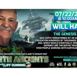 Will Hart: The Genesis Race
