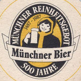 Episode 15 - The German Beer Scene and Reinheitsgebot