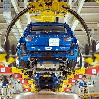 Osvaldo Roncayolo La industria automotriz y de autopartes