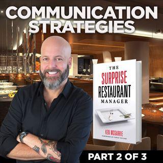 13. Expert Insight for Restaurant Industry Leadership: Communications Strategies | Ken McGarrie