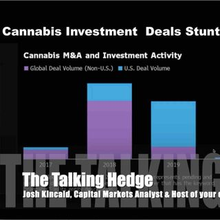 Cannabis Investment  Deals Stunted by Crisis