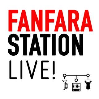 Fanfara Station Live at Suoni Mobili Festival