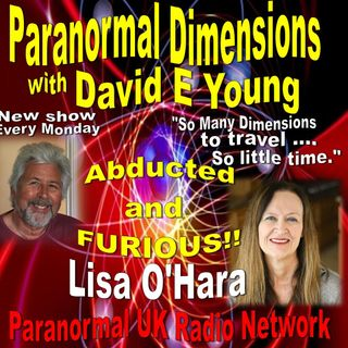 Paranormal Dimensions - Lisa O'Hara - Abducted and Furious - 031521