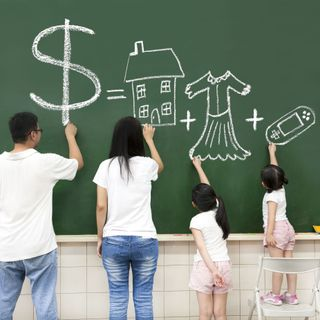 KIDS AND MONEY TEACH YOUR CHILDREN WELL