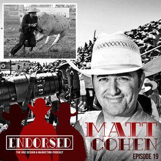 19. Matt Cohen | PRCA Photographer