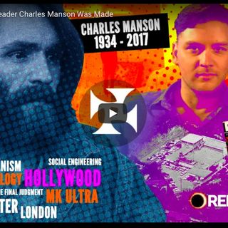 The Truth About Charles Manson as a CIA Creation VID – Jay Dyer