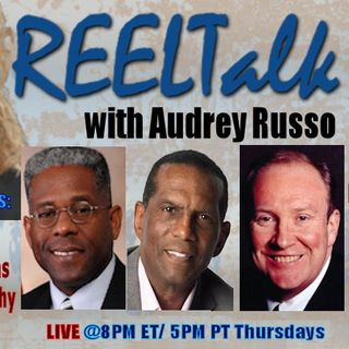 REELTalk: Super Bowl Champion Burgess Owens, TX GOP Chairman Allen West, Ball of Collusion author Andrew McCarthy
