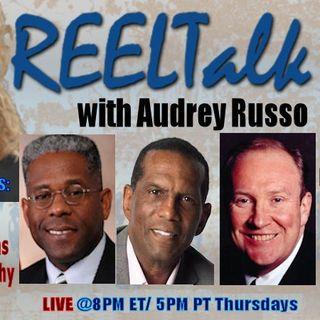REELTalk: Super Bowl Champion Burgess Owens, TX GOP Chairman Allen West, Ball of Collusion author Andrew McCarthy
