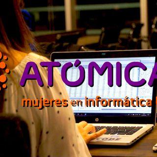 Atómicas: mujeres en informática Usach. Entrevista con HACKGIRLS!