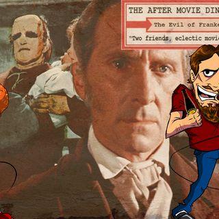 Ep 259 - Hammer Horror Month - The Evil of Frankenstein