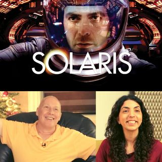 """Sesión de cine en línea """"Solaris"""" - Comentarios de David Hoffmeister traducidos por Marina Colombo"""