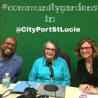 Port St. Lucie Kickoff Community Garden Program