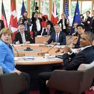 Interview with EU Ambassador about US-EU Relations & G7 Summit