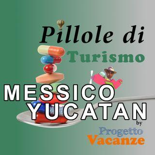 28 MESSICO - Yucatan Tour