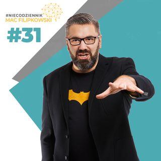 #NIECODZIENNIK-Paweł Tkaczyk-GTD czyli zarządzanie czasem level master