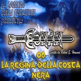 Audiolibro Conan 06- La regina della costa nera