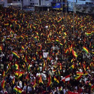 ¿Golpe de Estado en Bolivia? Parte I