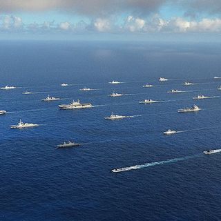 """Episode 478: """"Five Ocean Navy Strategy"""" with Rep. Jim Banks (R-IN) & Dr. Jerry Hendrix"""